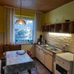 Komplett eingerichtet Küche