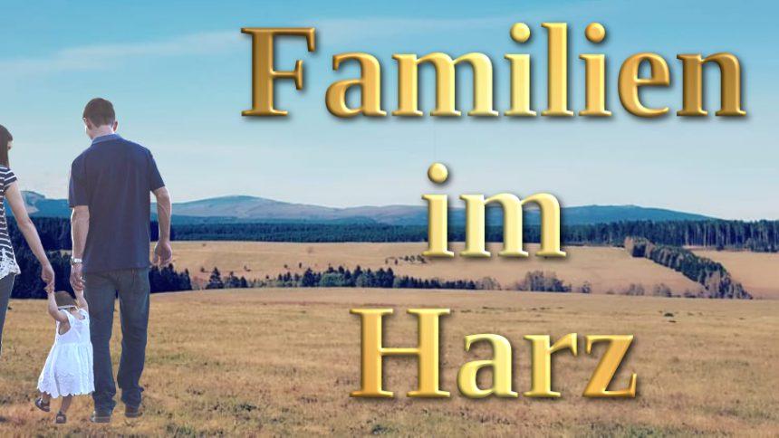 Familie im Harz